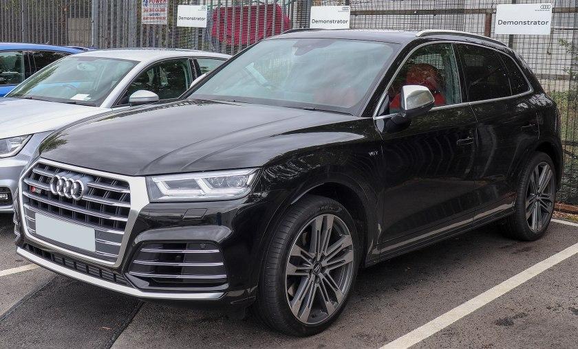 2018 Audi SQ5 3.0