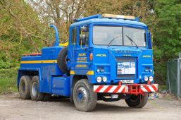 Andy Crockett Recovery Scammell Crusader (DUJ 84T)
