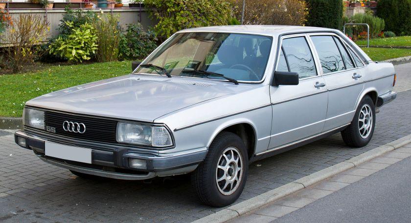 Audi 100 C2 (CD 5S)