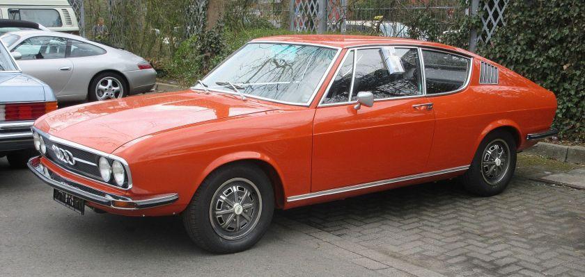 Audi 100 Coupé S (1970–1973)