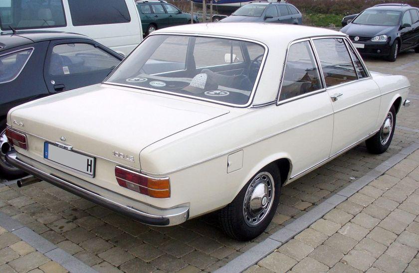 Audi 100 LS 2d