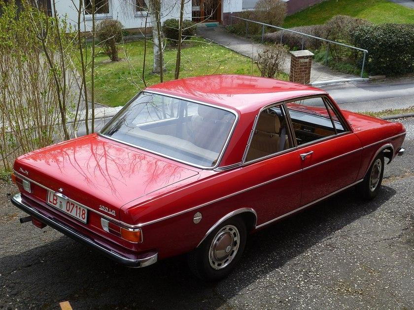 Audi 100 LS Zweitürer (1969–1971)