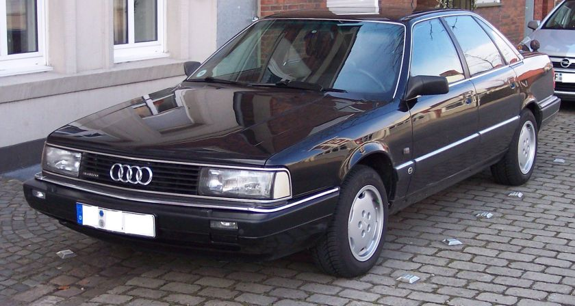 Audi 200 quattro vl black