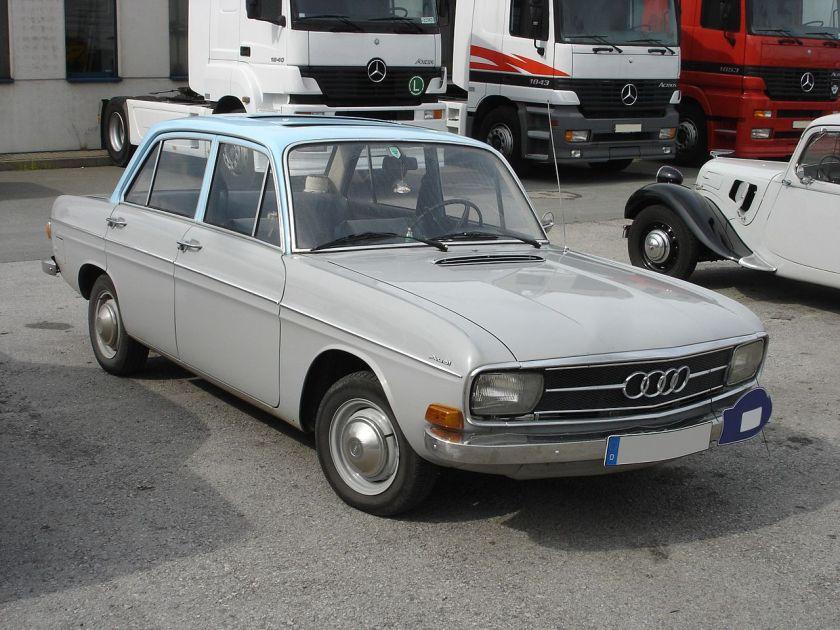 Audi 60 L Limousine