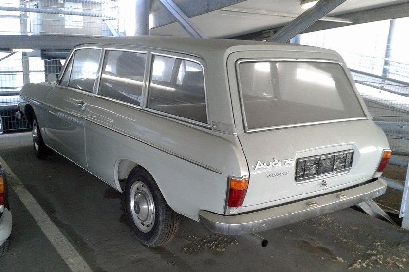 Audi 75 Variant (1968–1970)