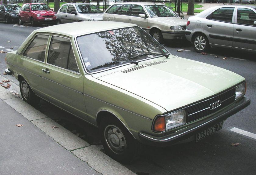 Audi 80 (B1) facelift