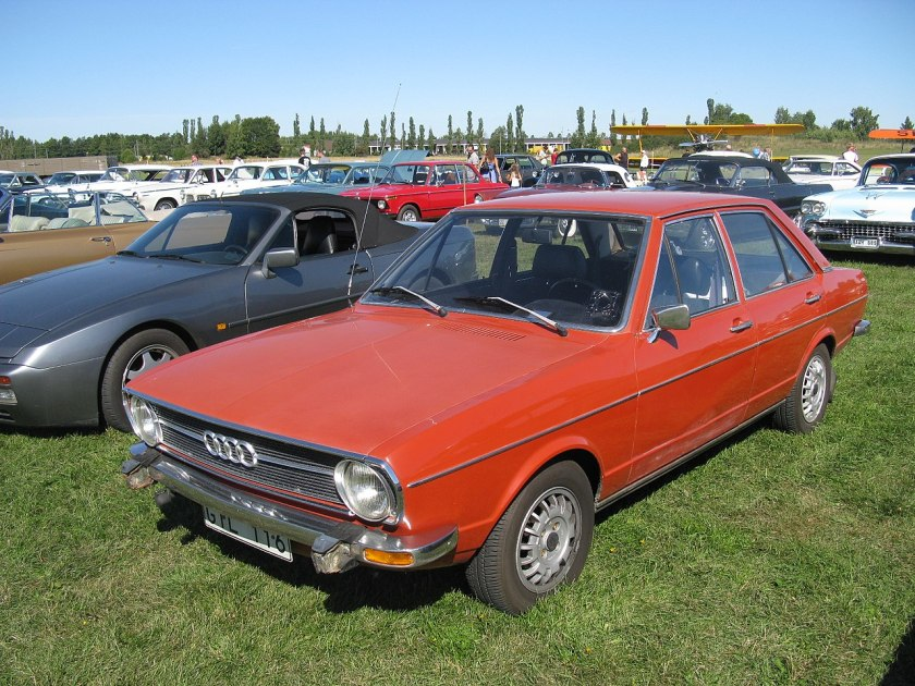 Audi 80 GLS 4d