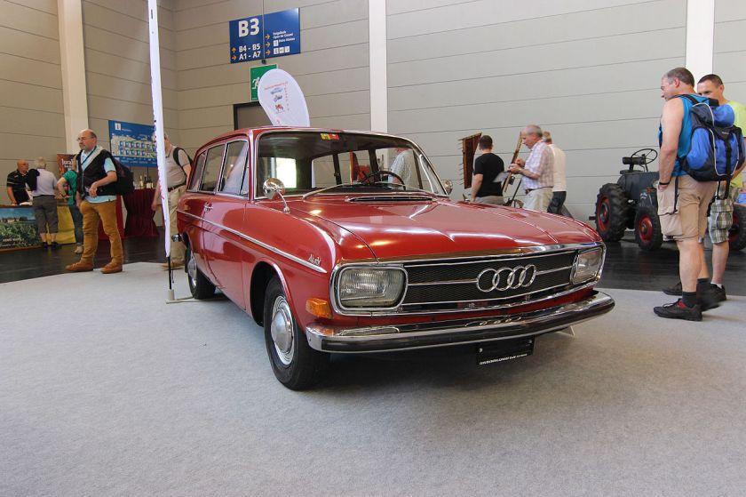 Audi 80 Variant (F103)