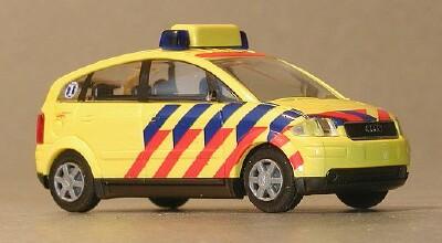 Audi A2 Artsenuitvoering