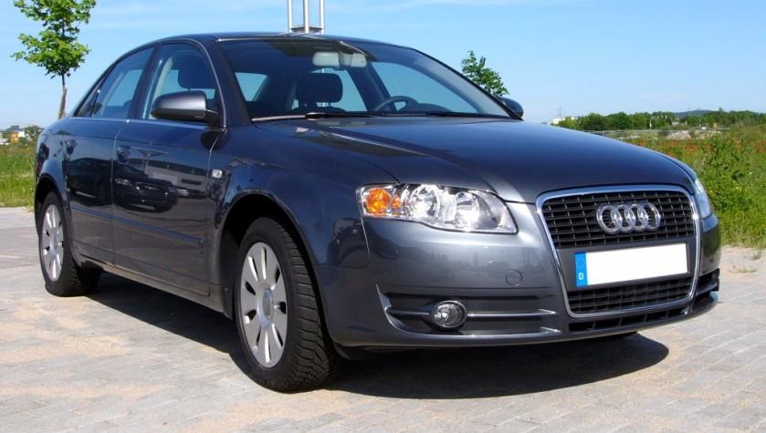 Audi A4 B7 Sedan