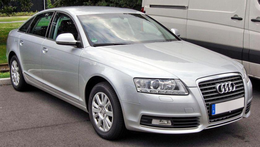 Audi A6 C6 Facelift