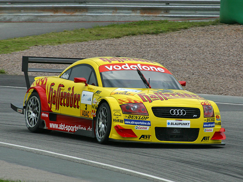 Audi Laurent Aiello DTM(ThKraft)