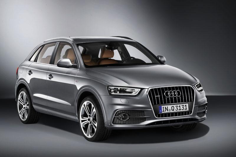 Audi Q3 quattro /Standaufnahme