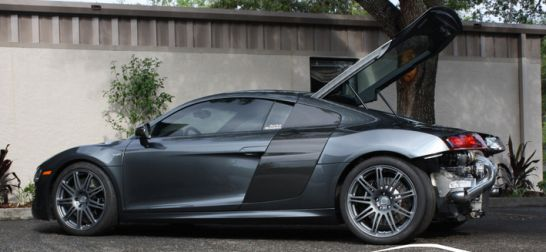 Audi R8 V-10 de Heffner Elfaro