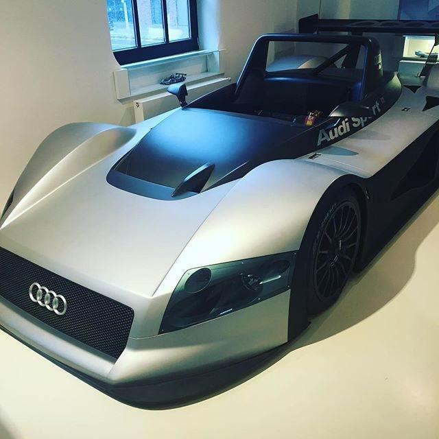 Audi Sport Racewagen