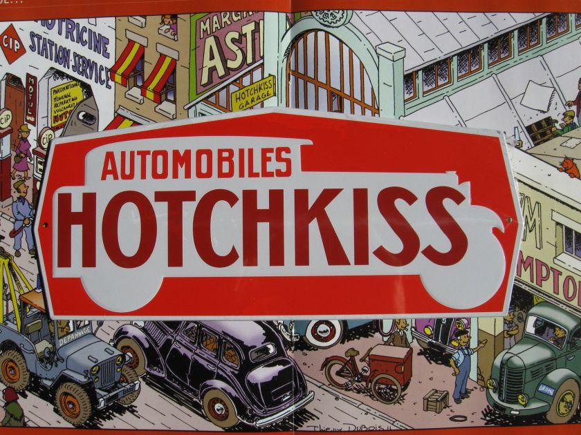 automobiles Hotchkiss