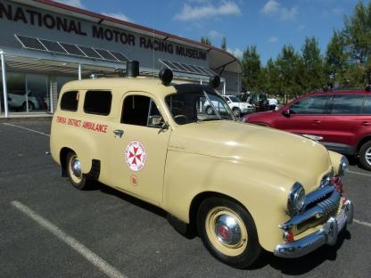 Fj Holden Ambulance HD