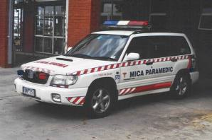 Holden Commodore Ambulance MICA372
