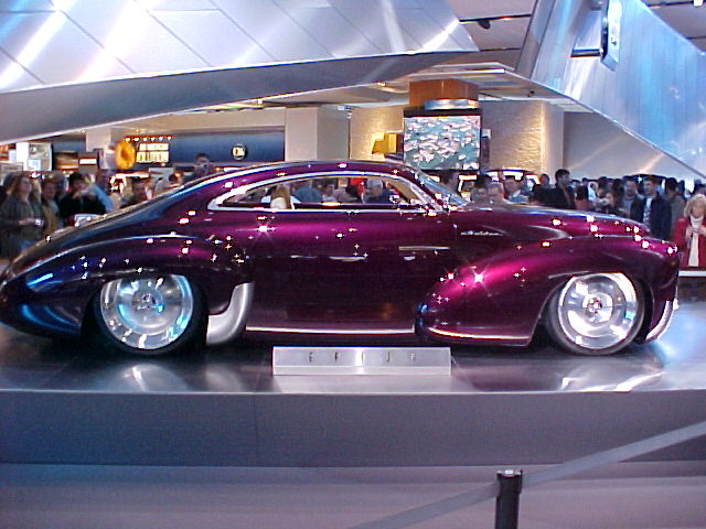 Holden Efijy at the 2007 North American International Auto Show, Detroit, Michigan, United States