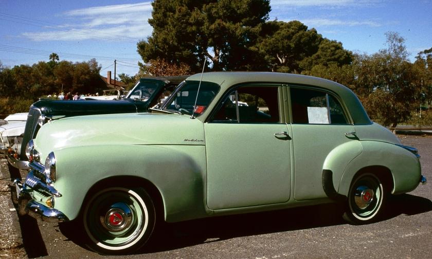 Holden FJ Gawler