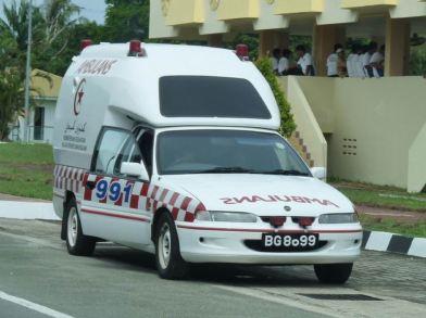 Holden GB Ambulance