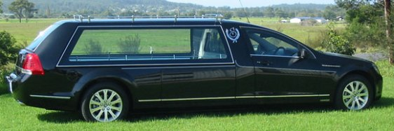 Holden Hearse a
