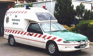 Holden SAAS VS Ambulance
