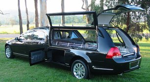 Holden VE Hearse