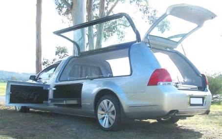 Holden VE Sportwagon.