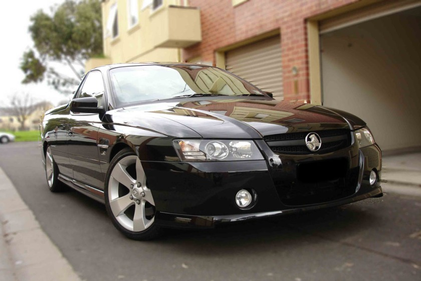 Holden VE ute thunder 02