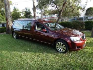 Holden VF Evoke Wagon 4 Door Hearse