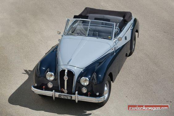 Hotchkiss 20.50 Anjou Worblaufen - viertüriges Cabriolet für den Eklektiker