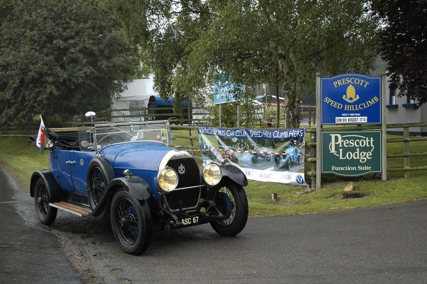 Hotchkiss AM2 Prescott Hill