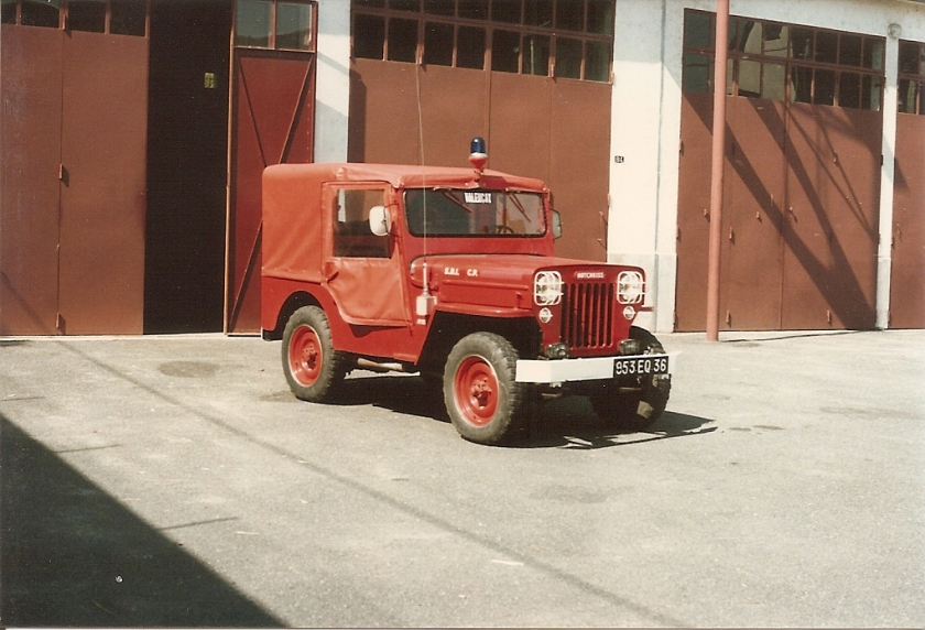 Hotchkiss Jeep JH102 4X4