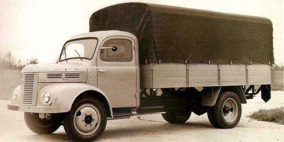 HOTCHKISS PL 20-25-50 Truck