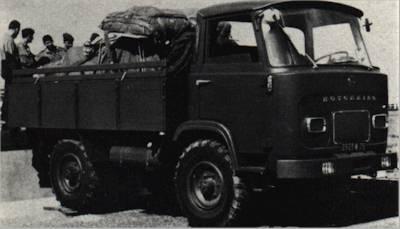 Hotchkiss PL70 Truck, 3-tonne, 4x4, Cargo