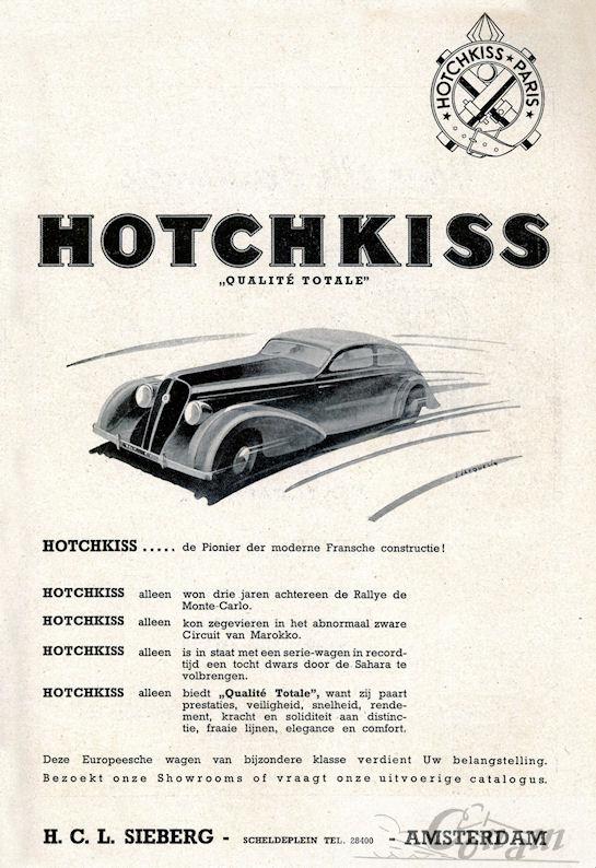 hotchkiss sieberg