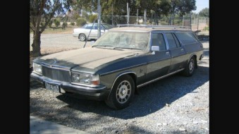 HZ Holden Premier with WB Caprice front Hearse
