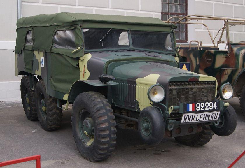 Laffly-Hotchkiss W15T