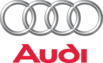 logo used by Audi, 1985–2009