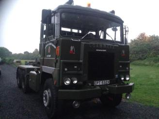 Scammel Crusader Royal Engineers Truck Troop