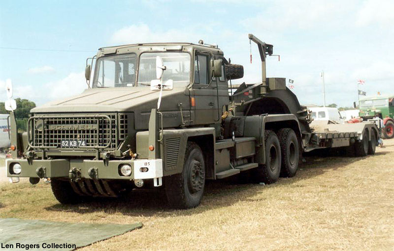 Scammell commander