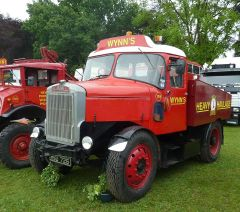 Scammell Constructor, Abergavenny