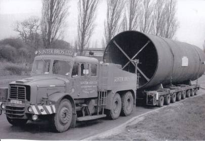 scammell contractor 10 sunter bros ltd