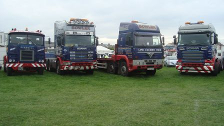 Scammell Crusader Bowler Lorrys (14105670304)