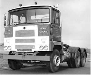 scammell crusader-heanor