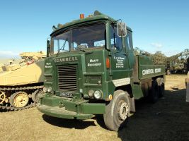 Scammell Crusader, Heavy Recovery pic1