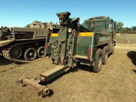 Scammell Crusader, Heavy Recovery pic4