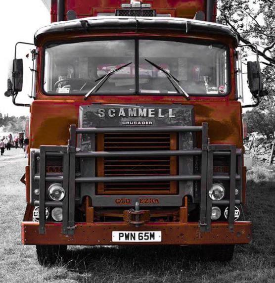 Scammell Crusader Old EZRA