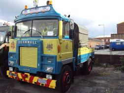 Scammell Crusader Recovery Transport